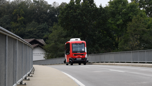 testOttignies-LLN en route vers le transport du futur