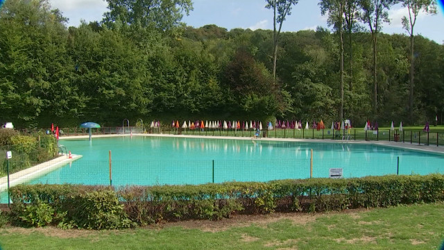 Ottignies-LLN : Une piscine au top!