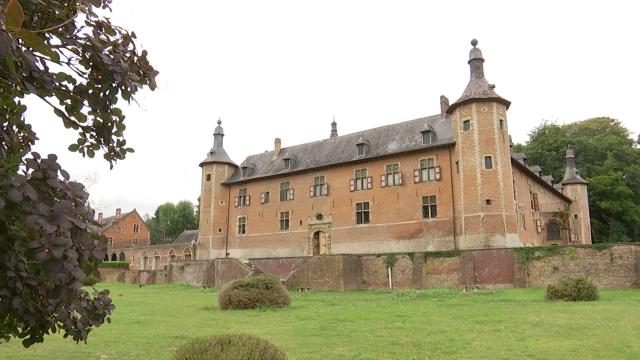 Ouverture  au public du château de Rixensart ce week-end