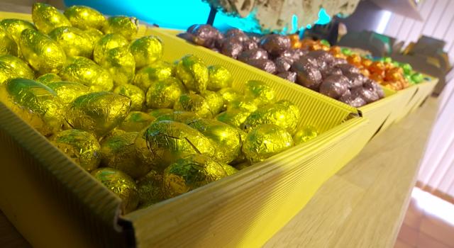 Pâques : Une chocolaterie lasnoise propose un service à emporter