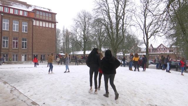 Participation à la manifestation pour le climat: feu vert sous conditions au Collège Cardinal Mercier