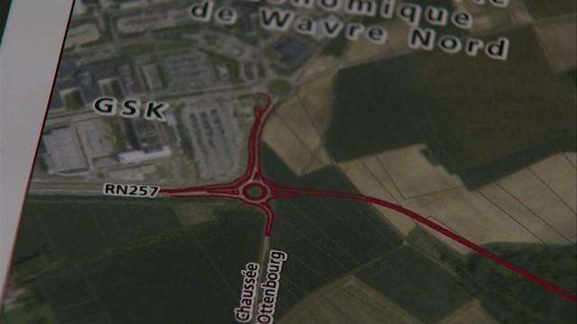 Contournement nord de Wavre : un projet crucial pour la mobilité