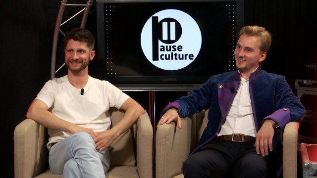 testPause Culture - Nicola Testa / Maxime Mandrake
