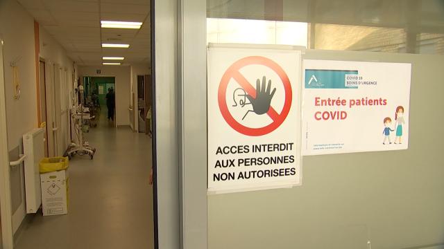 Peur des hôpitaux : Nivelles crée deux entrées pour rassurer les patients