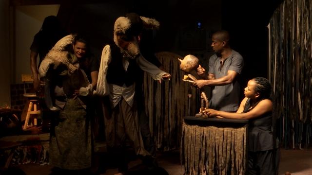Pinocchio le Kikirga, le célèbre conte italien revisité à l'africaine