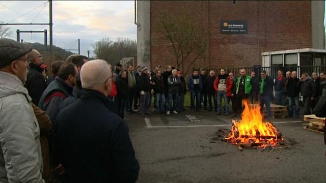 Piquet de grève chez CP Bourg : le conflit social s'amplifie