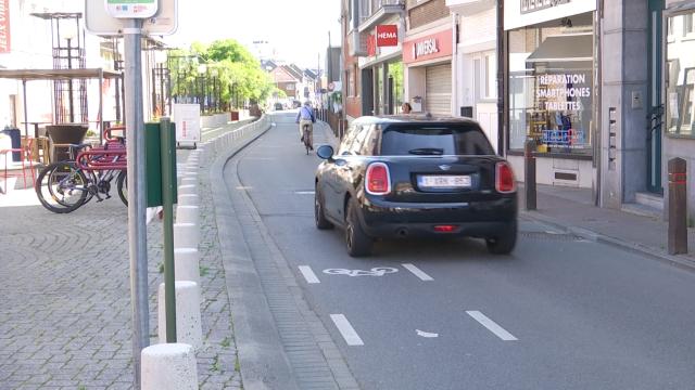 Plus de places pour les vélos et une zone 30km/h dans l'hypercentre de Wavre