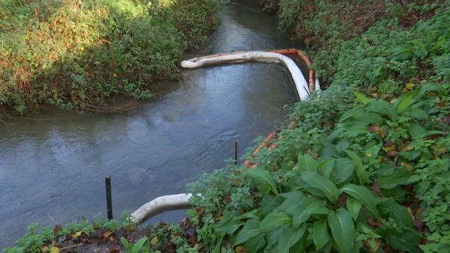 testPollution des cours d'eau : Vérifiez vos citernes
