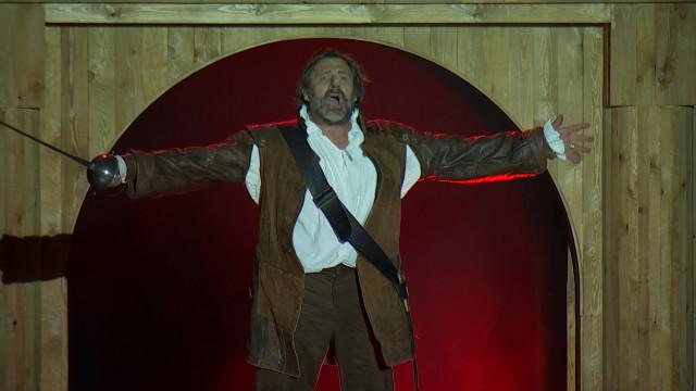 Première de Cyrano à Villers-la-Ville : le public est conquis