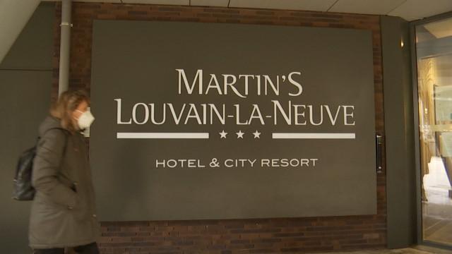 Prendre l'air à Louvain-la-Neuve au Martin'S Agora
