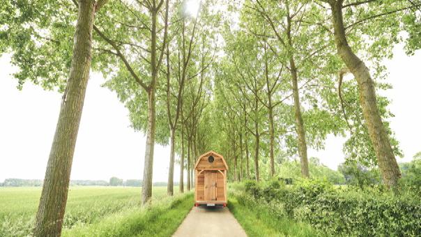 Près de 150 hébergements à louer en Brabant wallon sur Airbnb