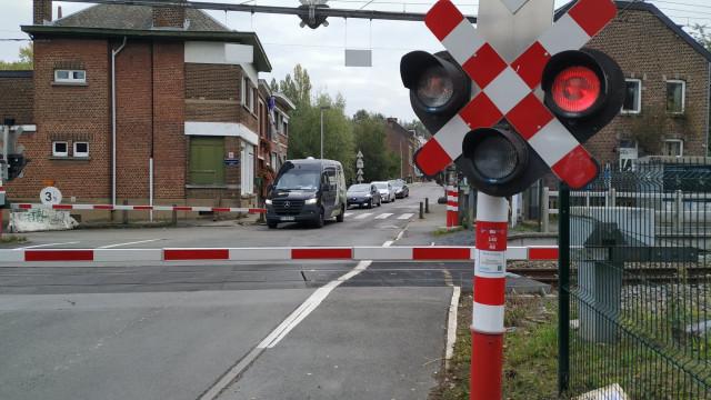 Problème technique sur le rail entre Ottignies et Tilly, tous les passages à niveau bloqués