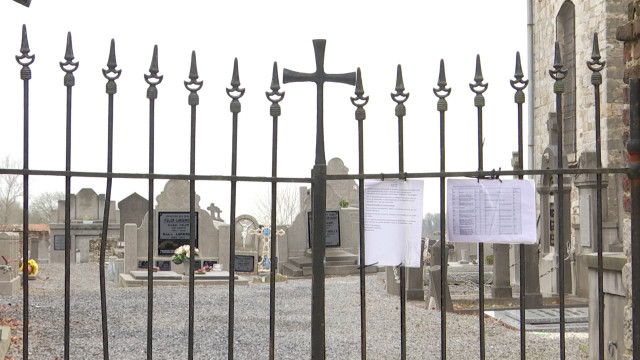Ramillies : 250 exhumations à Autre-Eglise