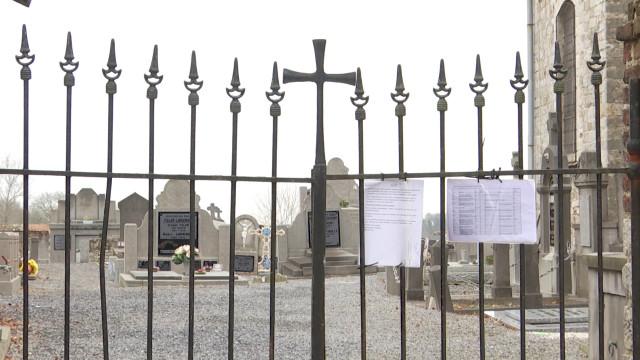 testRamillies : 250 exhumations à Autre-Eglise