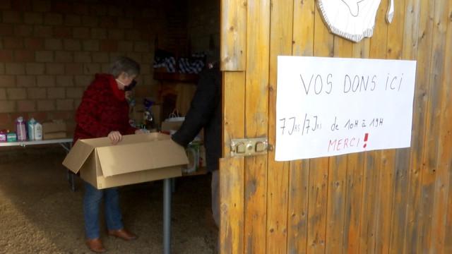 """testRamillies : L'opération """"Confinés et solidaires"""" prolongée"""