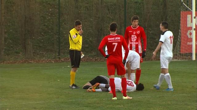 Rebecq tenu en échec par Tournai (D3A)