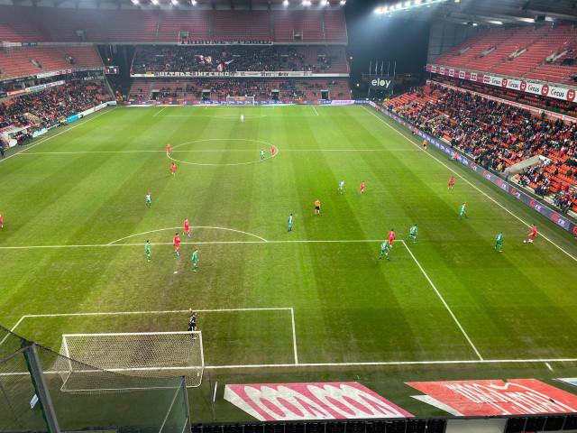 Coupe de Belgique: fin de l'aventure pour Rebecq face au Standard