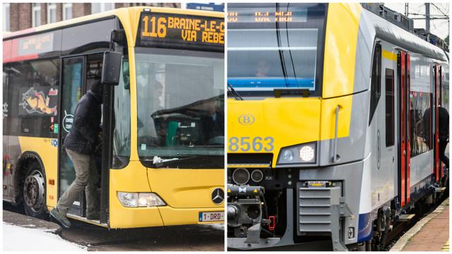 Retour au travail ce 4 mai : les transports publics s'adaptent