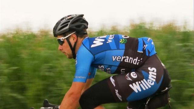 Rixensart : Cyclisme, portrait de Christophe Premont