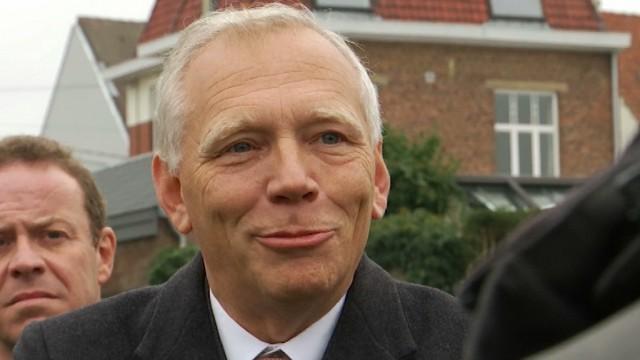 Le gouverneur Gilles Mahieu fait sa Joyeuse Entrée à Rixensart