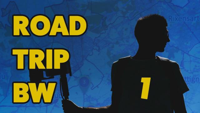 testRoad Trip BW #1 : Ottignies-LLN