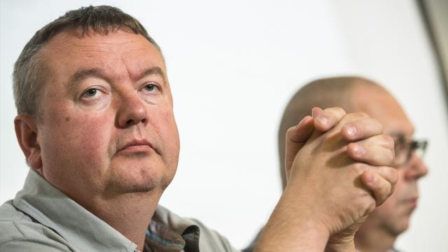 testRobert Vertenueil écarté de la présidence de la FGTB