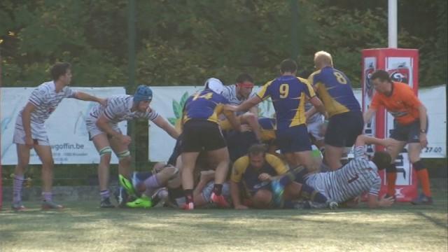 Rugby : La Hulpe sort vainqueur du choc avec le ROC Ottignies