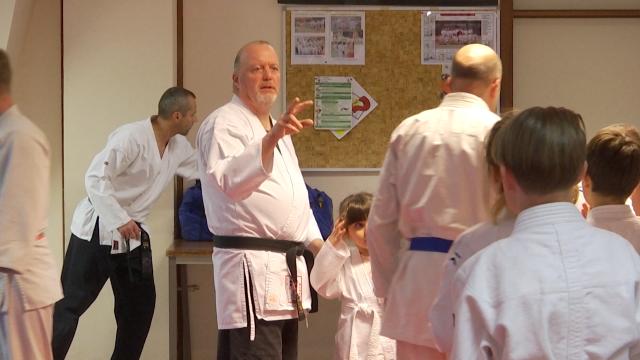 Un club de Jiu-Jitsu rendu accessible grâce au volontariat
