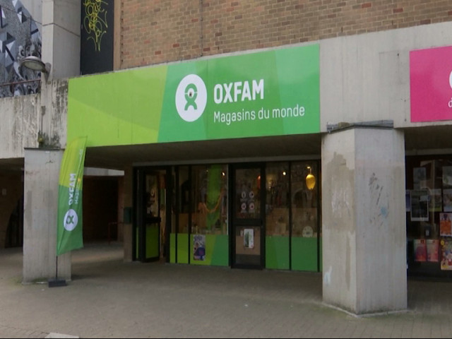 testJournée du commerce équitable : visite au coeur du siège d'Oxfam-Magasins du monde