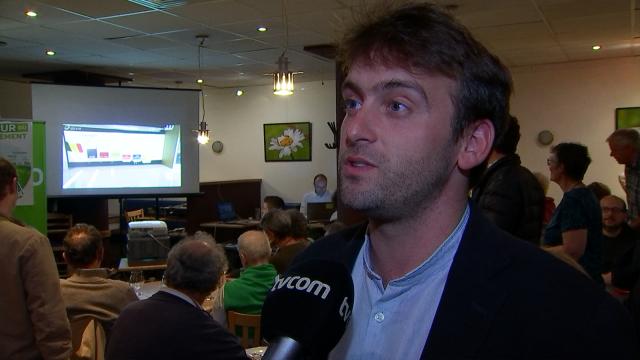 Simon Moutquin : la victoire d'Ecolo appartient aussi à ceux qui ont manifesté dans les rues