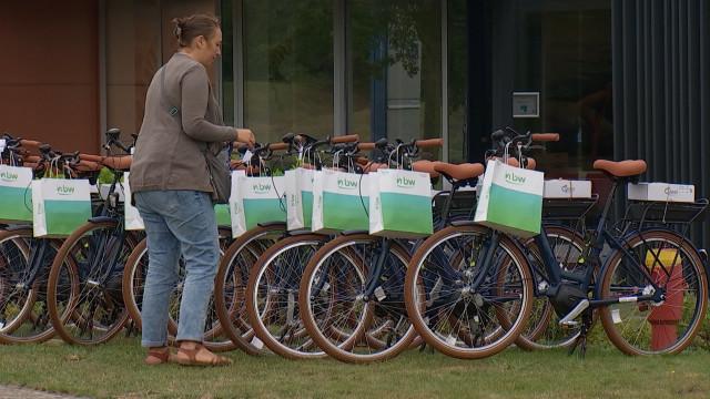 Smart Mobility : 23 vélos électriques à l'essai pendant un an à l'in BW