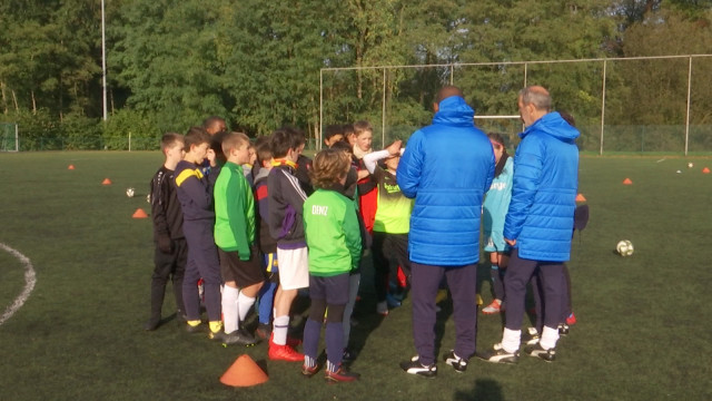 Le stage Axel Witsel Football School au R.O.S
