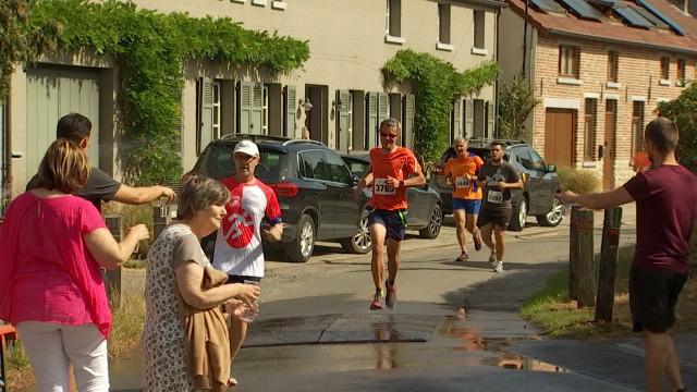 Succès de foule pour le premier jogging d'Ittre