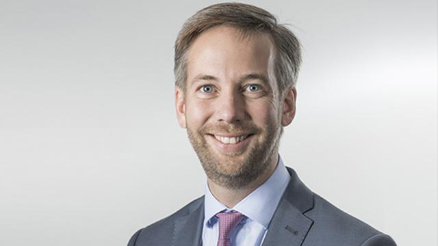 Tanguy Stuckens, nouveau président du collège provincial