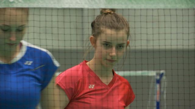 testBadminton : Clara Lassaux, vice-championne de Belgique chez les seniors