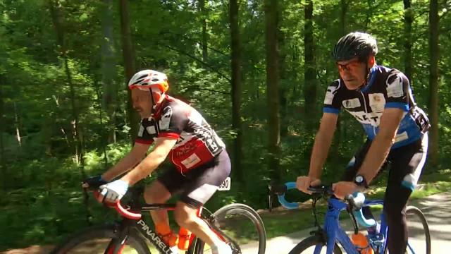 Tour de France en Bw : 6 communes et 35 km en moins d'une heure
