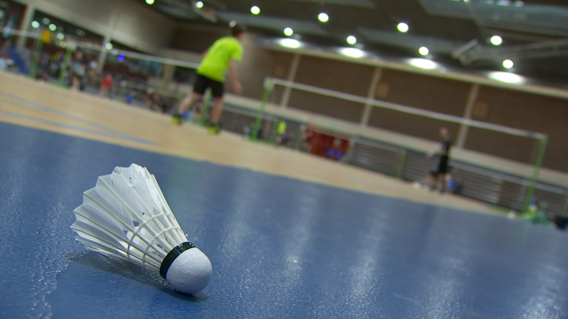 Tournoi de badminton du Blocry : près de 500 inscrits pour la 40e édition