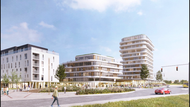 Tubize: le projet immobilier sur le site des Forges de Clabecq exposé au MIPIM de Cannes