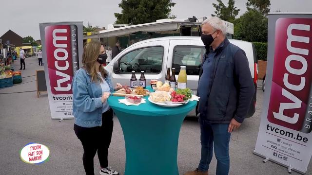 testTV Com fait son marché - Ittre