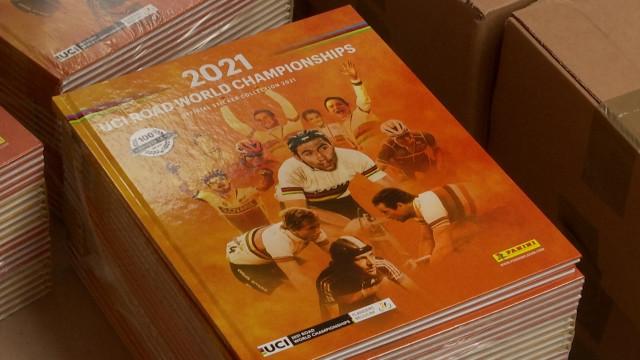 Un album Panini pour les 100 ans du championnat du monde de cyclisme