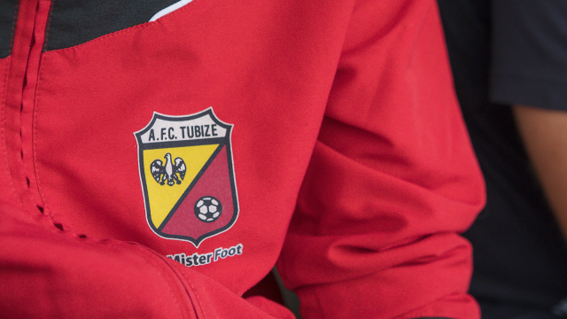 Un cas de Covid à l'AFC Tubize : le club à l'arrêt provisoire