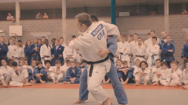 Un champion olympique de judo à Jodoigne !