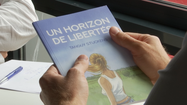 Un horizon de libertés : l'inspiration littéraire de Tanguy Stuckens en confinement