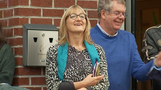 Un joyeux départ à la retraite pour Brigitte Peremans