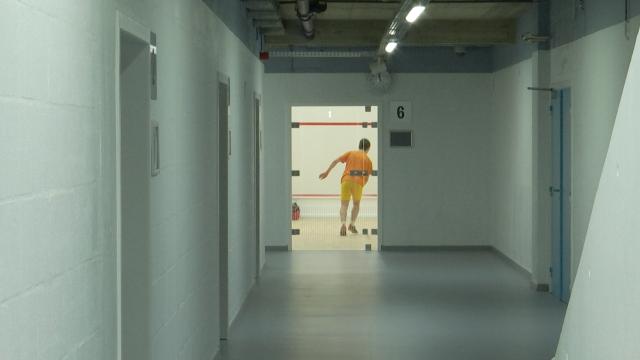 Un retour dans les salles de sport aux airs de première fois au Blocry