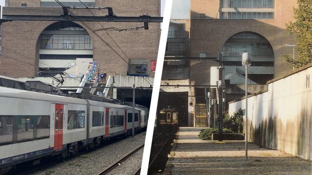 Une balade dans les rues de Louvain-la-Neuve, entre hier et aujourd'hui