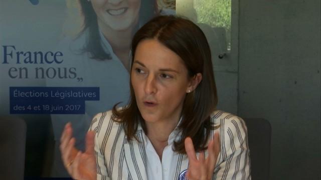 testUne candidate pour les législatives françaises soutenue par un conseiller communal d'OLLN