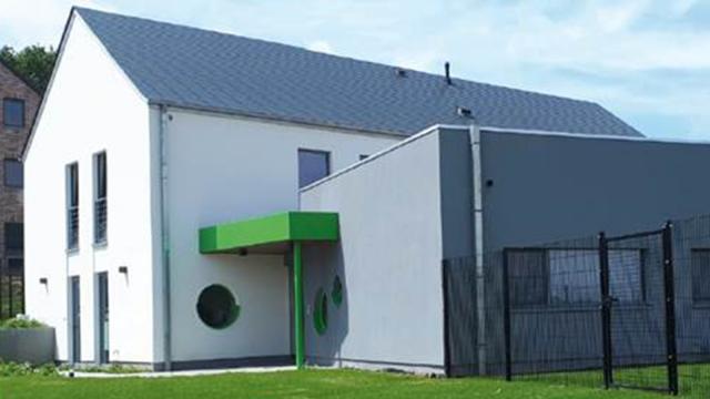 Une crèche de 40 places inaugurée ce vendredi à Gastuche