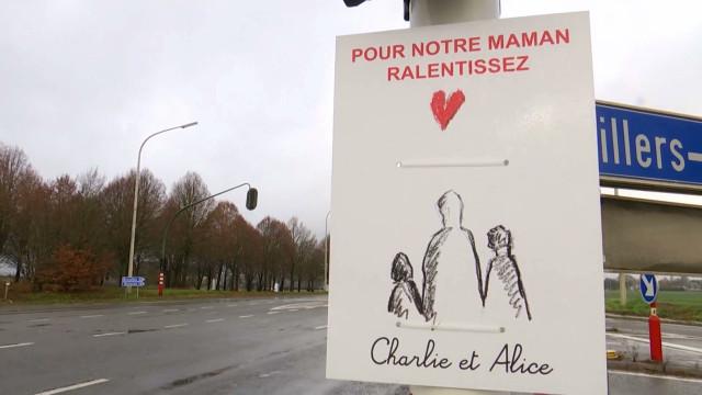 Une marche pour sécuriser le carrefour de l'Arbre Sainte-Anne