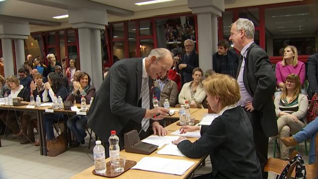 testUne nouvelle équipe au conseil communal de Grez-Doiceau